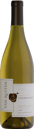 2016 Reserve Double Barrel Chardonnay