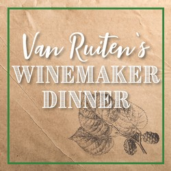 Winemaker Harvest Dinner